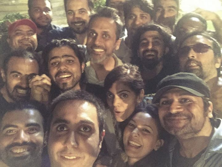 Coke Studio Season 7 Ends Happy Selfie Moment With Team