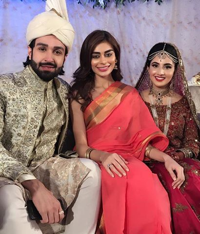 Congratulations To Azfar Rehman On His Wedding