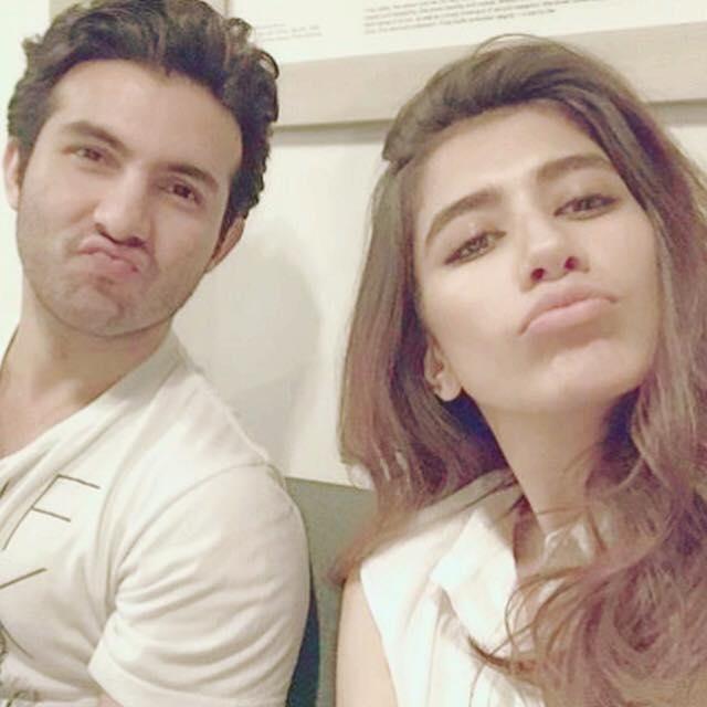 Cutest Couple Shahroz Sabzwari & Syra Yousuf