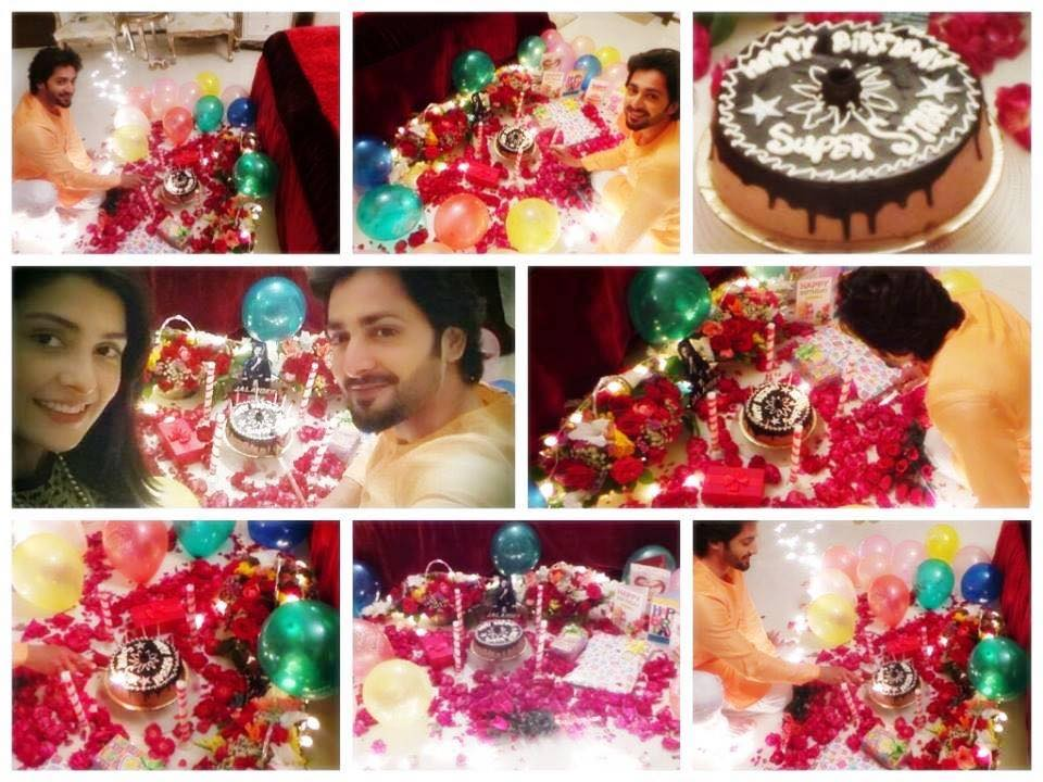 Danish Taimoor Celebrated His 32 Birthday
