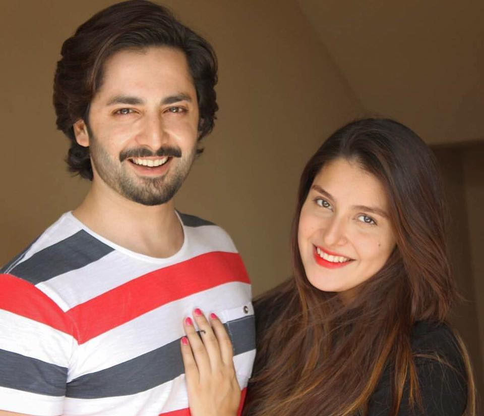 Danish Taimoor & Ayeza Khan Blessed With A Baby Boy