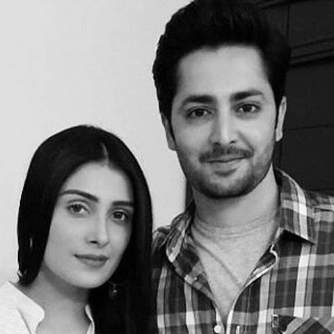 Danish Taimur & Ayeza Khan