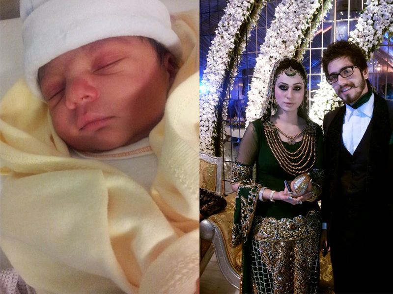Deedar Blessed With Baby Boy