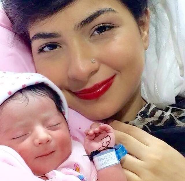 Dua Malik Blessed With A Beautiful Baby Girl