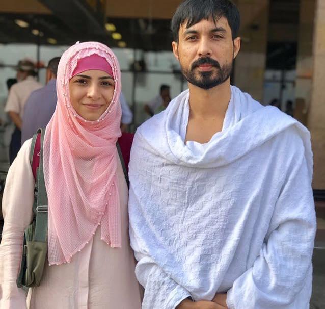 Dua Malik Going To Hajj With Her Husband