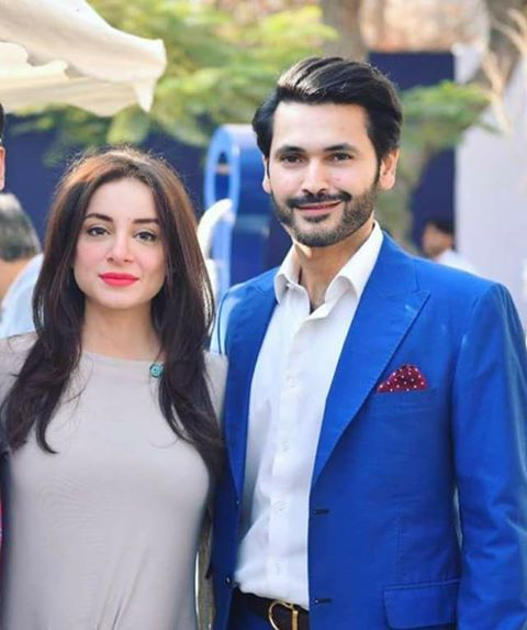 Fahad Mirza & Serwat Gillani Blessed With Baby Boy Today
