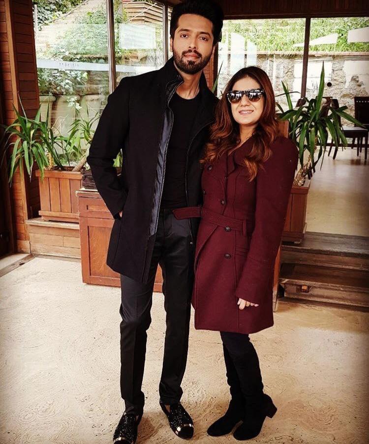 Fahad Mustafa & Sana Fahad In Turkey