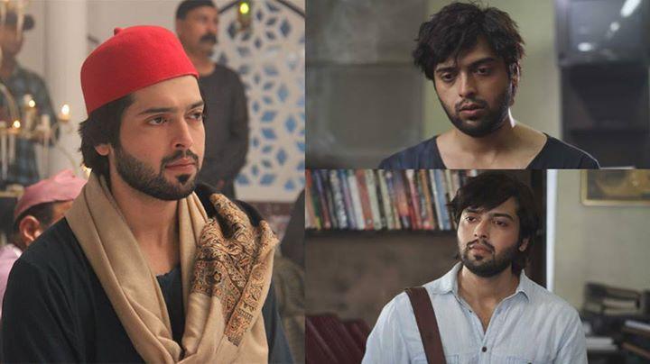 Fahad Mustafa's looks in upcoming Feature film 'Maah e Meer'