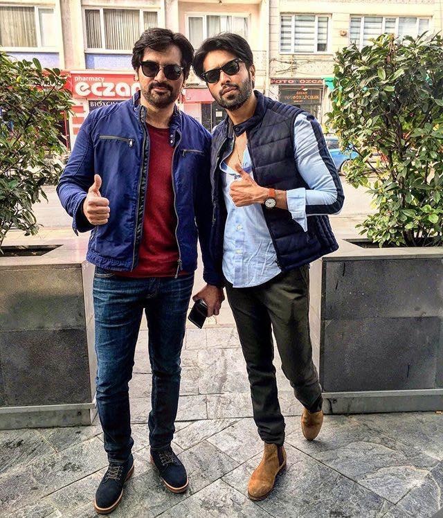 Fahad & Humayun In Istanbul