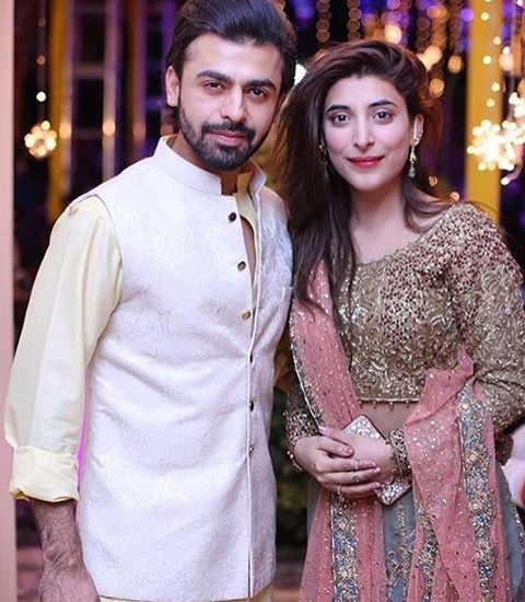 Farhan & Urwa Last Night At Abdullah Seja Mehndi
