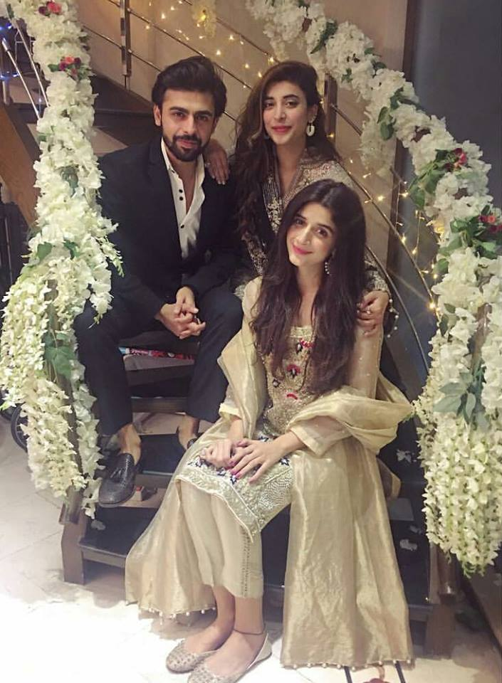 Farhan & Urwa Wedding Week Starts Tonight
