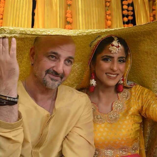 Fashion Model Maha Kanwal Married Irfan Khan