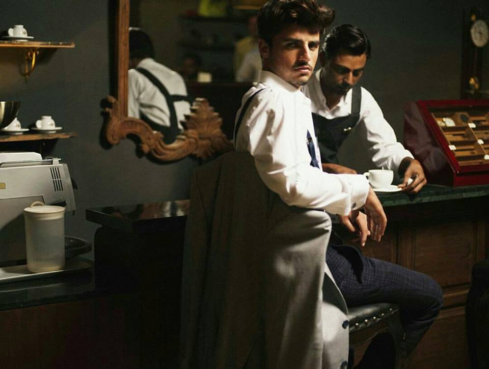 Fashion Photoshoot Of Chaiwala Arshad Khan