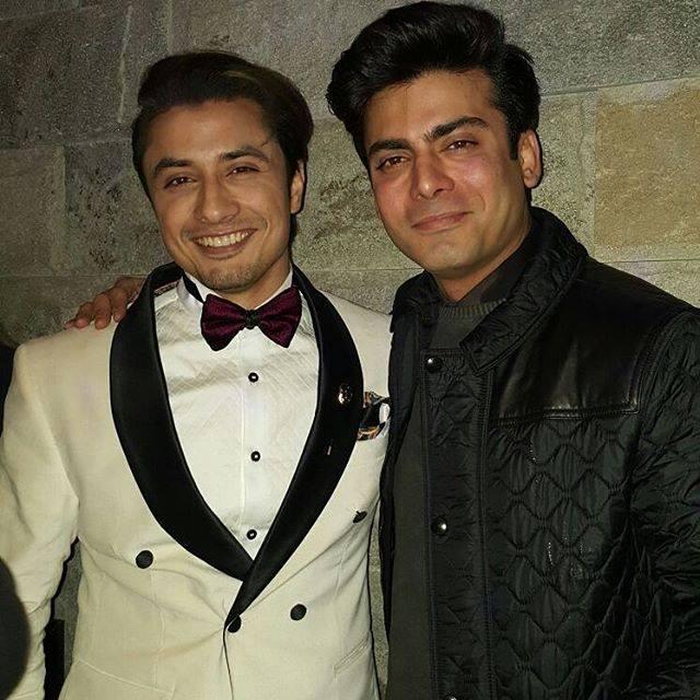 Fawad Khan & Ali Zafar