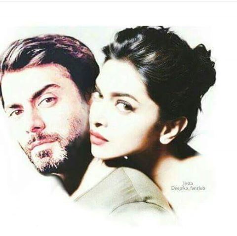 Fawad and Deepika