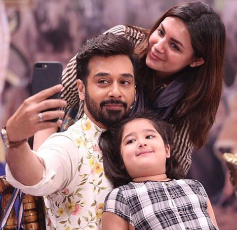 Faysal Quraishi With His Family