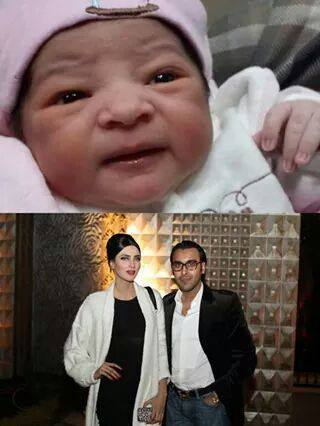 Fiza Ali Blessed With Baby Girl