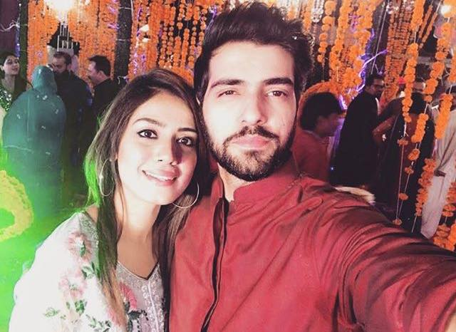 Furqan Qureshi With His Wife