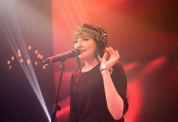 Gul Panra In Coke Studio Season 8