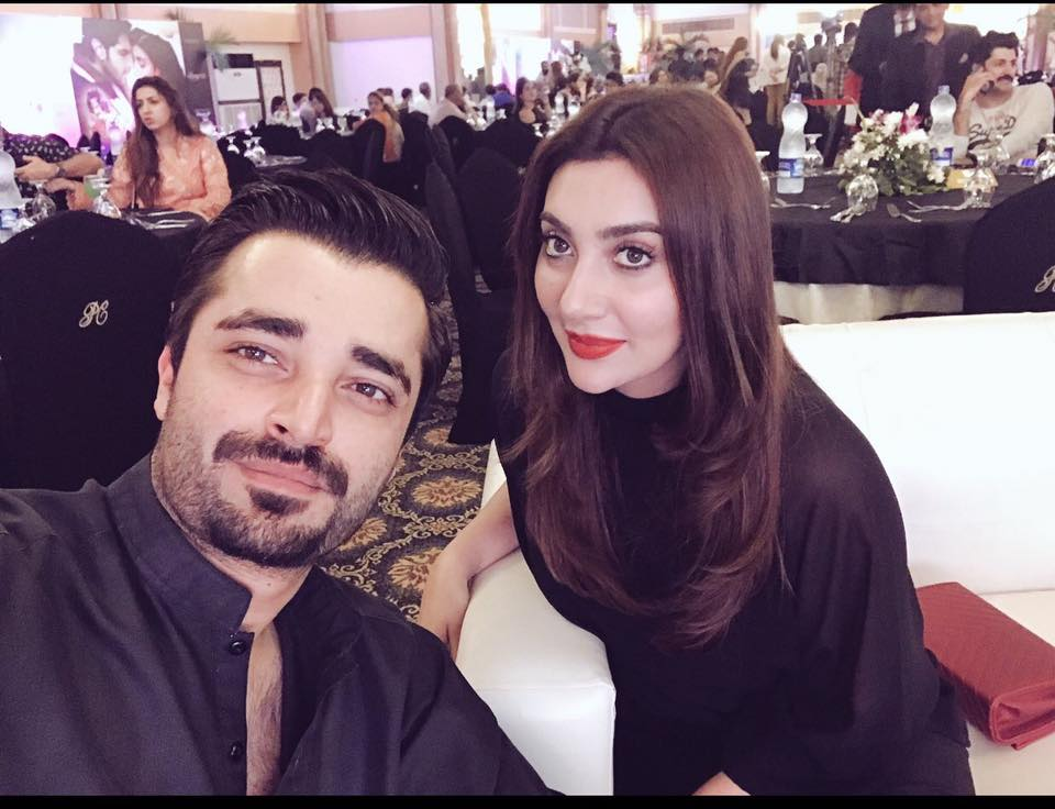 Hamza Ali Abbasi & Aisha Khan