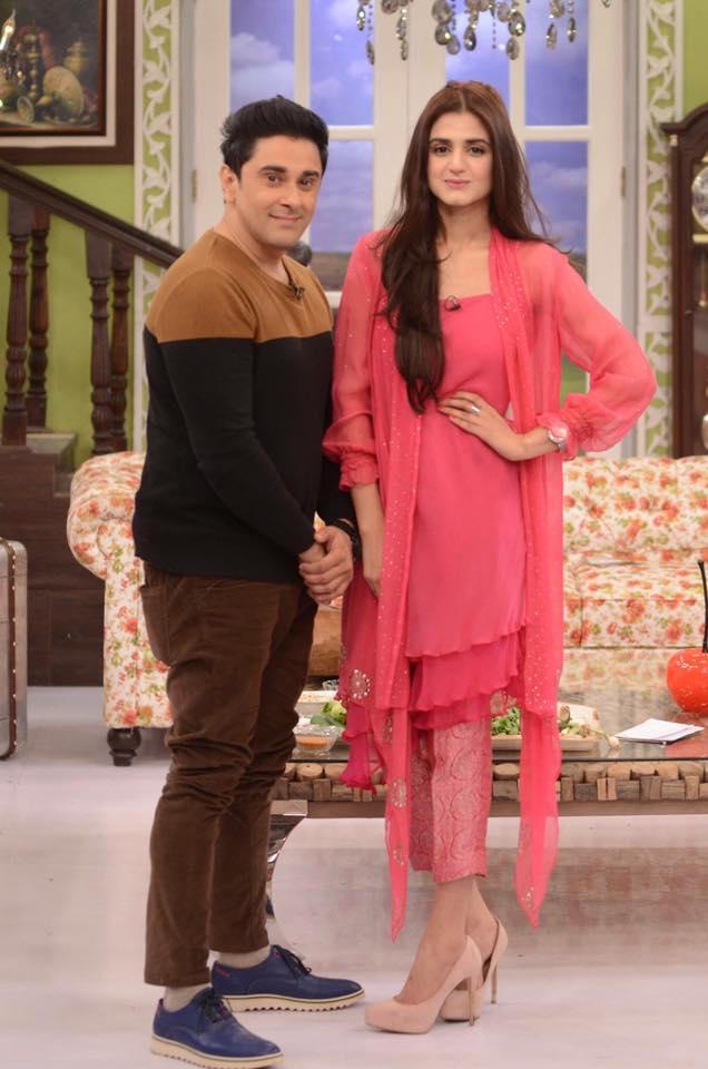 Hira And Mani Recent Click
