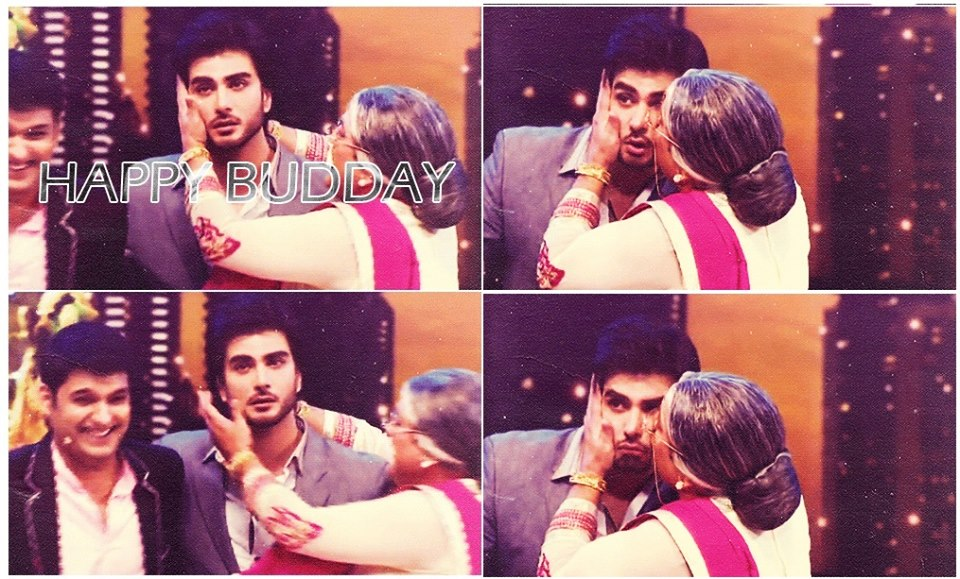 Imran Abbas In Comedy Nights With Kapil