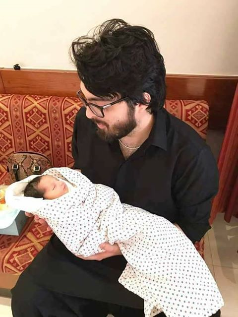 Junaid Jamshed Eldest Son Blessed With Baby Girl