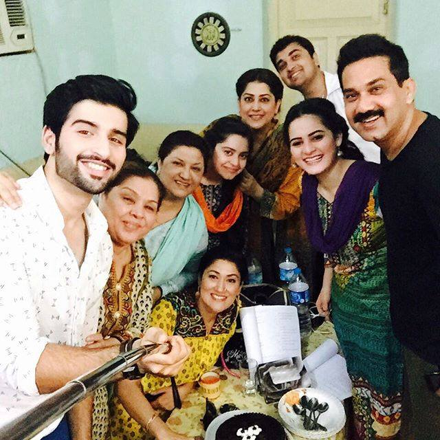 Khatoon Manzil Drama Cast