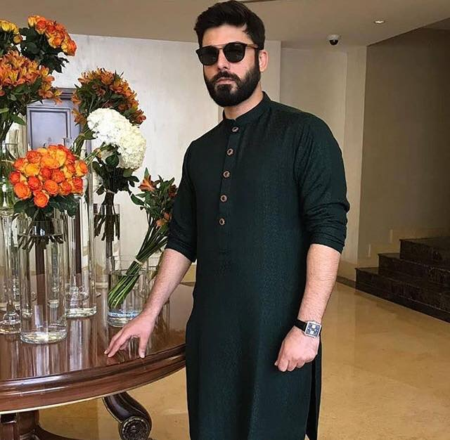 Latest Click Of Fawad Khan