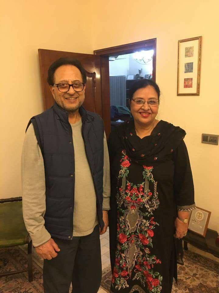 Legendary Actors Nadeem Baig & Shabnam