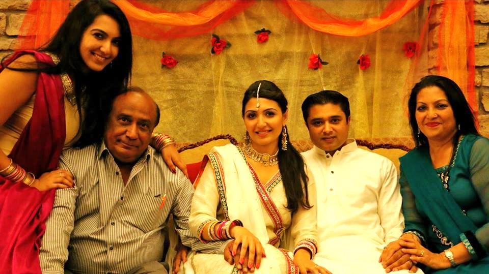 Maheen Rizvi Nikah Picture