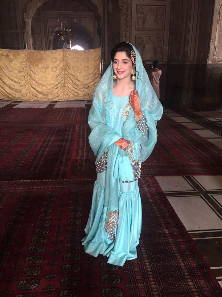 Mawra Hocane on her sister Urwa Hocane Nikaah ceremony