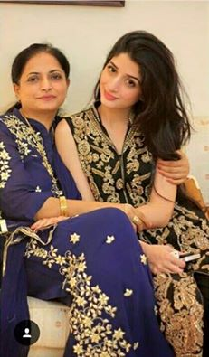 Mawra Hocane‬ with her ‪Mother