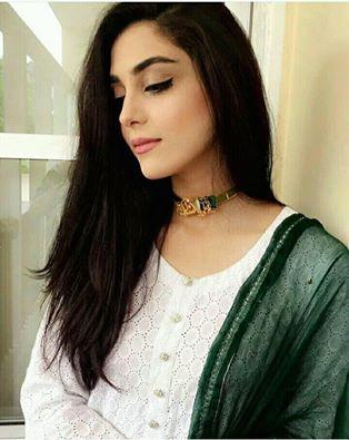 Maya Ali Celebrating 14th August