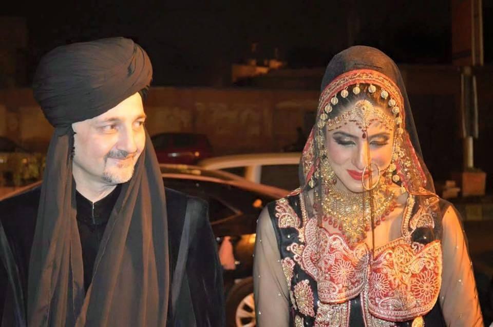 model maha kanwals wedding photo arts amp entertainment