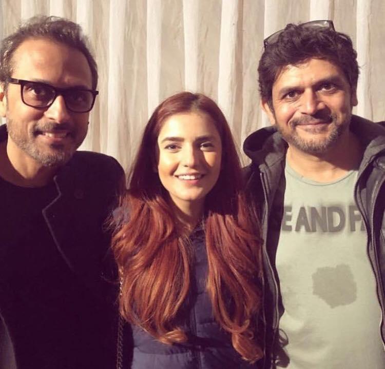 Momina Mustehsan Spotted With Bilal Maqsood & Faisal Kapadia