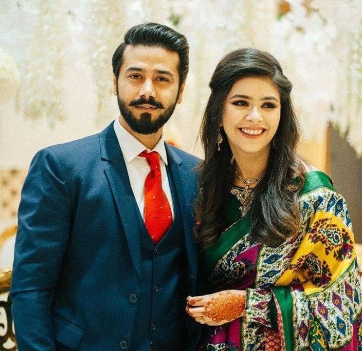 Mr. & Mrs. Ali Abbas