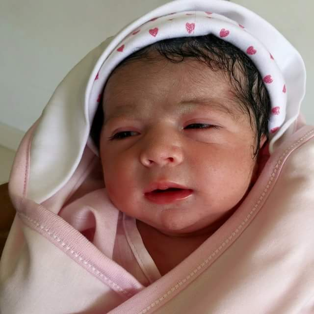 New Born Baby Doll Of Dua Malik & Sohail Haider