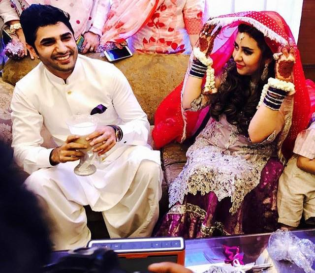 News Anchor Rabia Anam Got Married