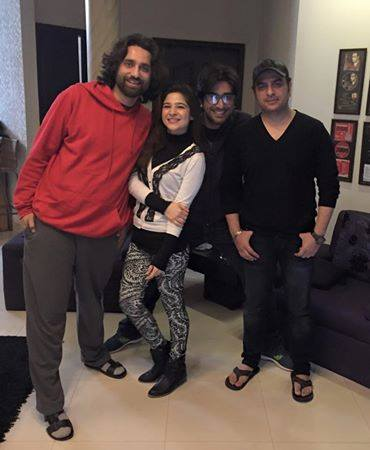 Noori & Ayesha Together for Music