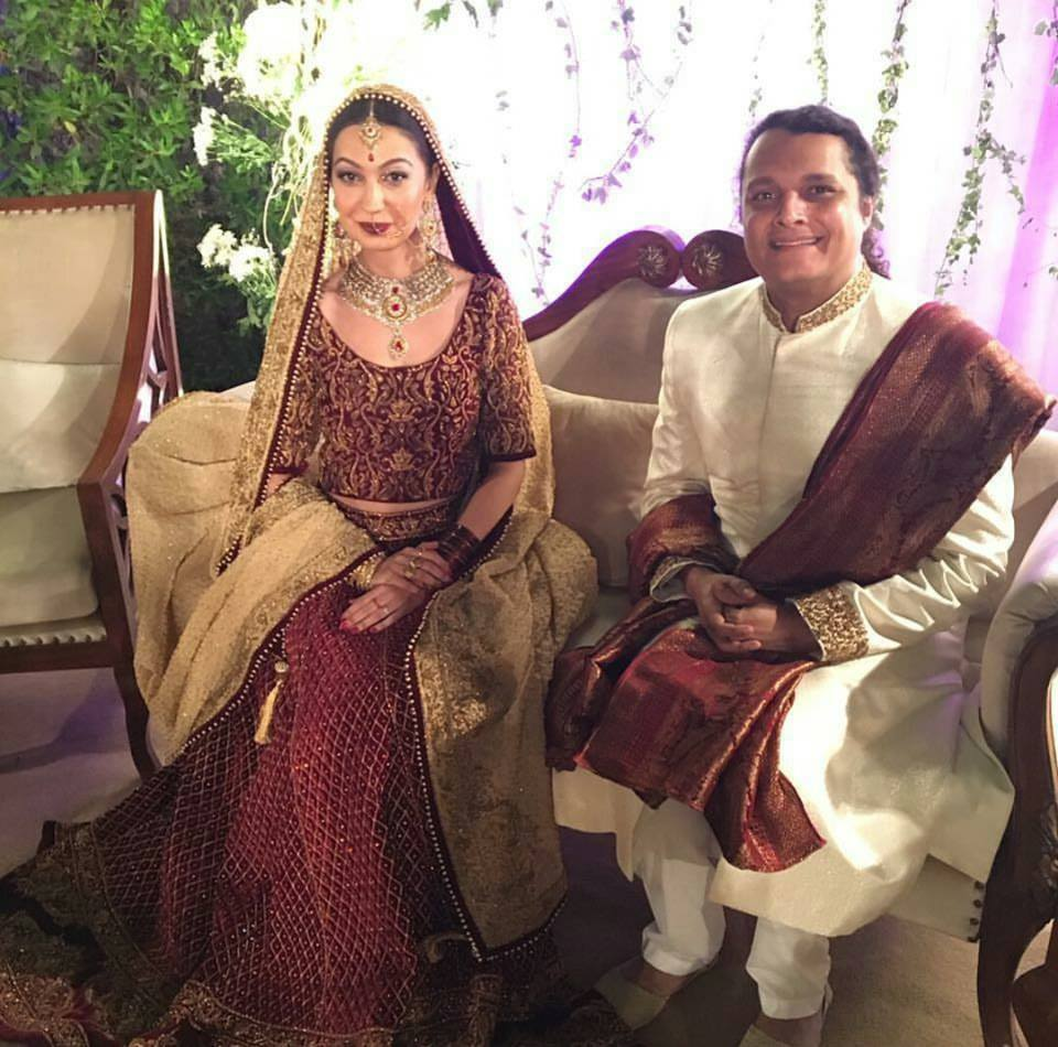 Rabbia Chaudhry And Mikaal Hassan Recently Got Married