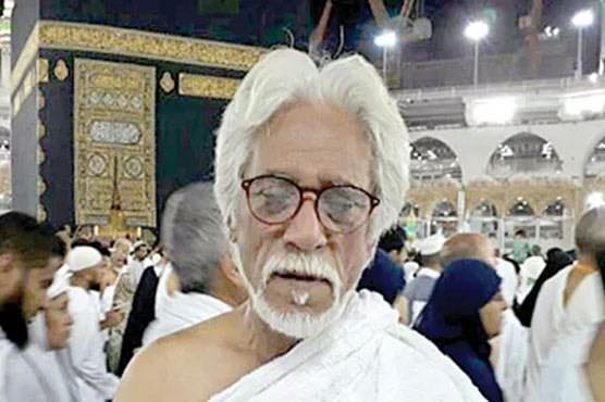 Rashid Mehmood Recently Performed Umrah