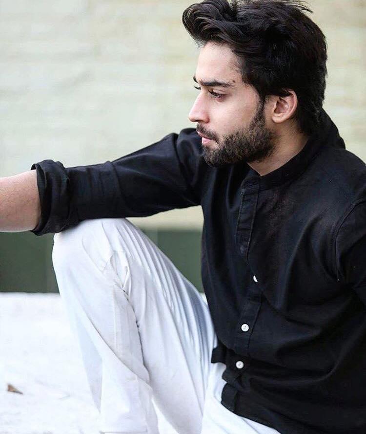 Recent Click Of Bilal Abbas Khan