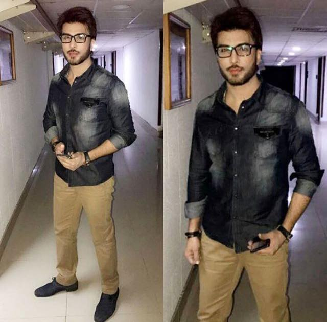 Recent Click Of Imran Abbas