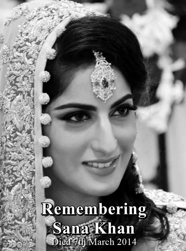 Remembering Sana Khan on her 2nd death anniversary