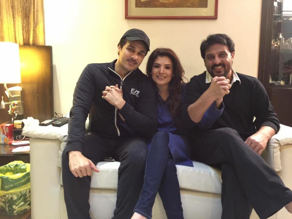 Resham With Ahsan Khan & Afzal Khan
