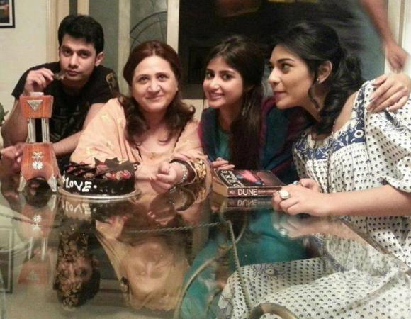 Sajjal Ali Celebrated Her Birthday