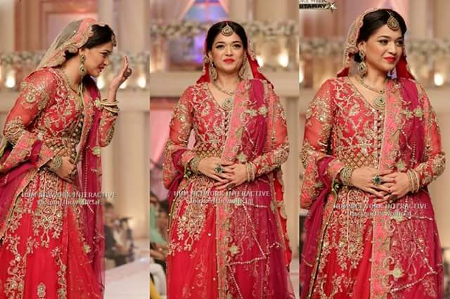 Sanam Jung 1st Time On Ramp