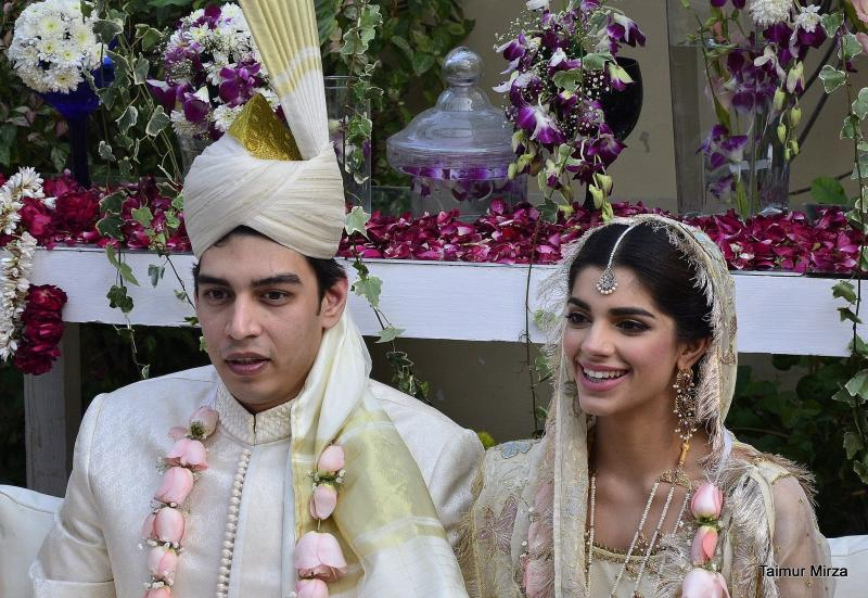 Sanam Saeed Got Married