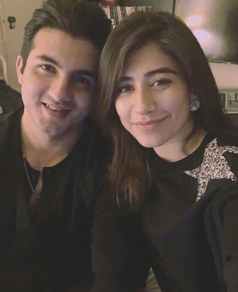 Shahroz Sabzwari And Syra Shahroz